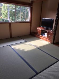 新しい畳!